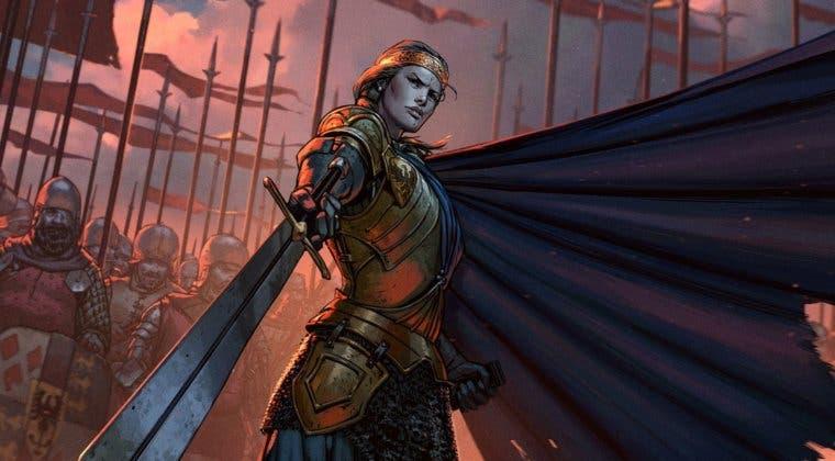 Imagen de Thronebreaker: The Witcher Tales llega por sorpresa a dispositivos móviles iOS