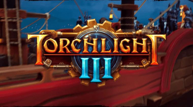 Imagen de Torchlight Frontiers pasa a ser Torchlight III y se deja ver en un tráiler
