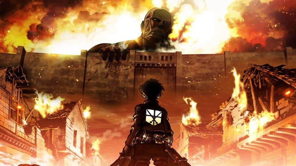 muros ataque a los titanes
