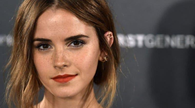 Imagen de Sabrina: El increíble parecido físico entre Kiernan Shipka y Emma Watson