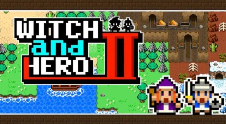 Imagen de Witch & Hero 2 llegará a la eShop a lo largo de esta semana