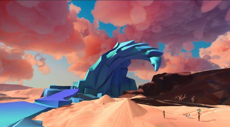 Imagen de Así es el modo sandbox de Paper Beast, nuevo título de PlayStation VR