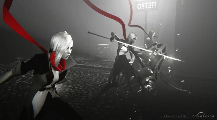 Imagen de Así es Othercide, un RPG táctico con una ambientación muy oscura