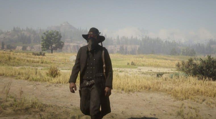 Imagen de Así se ven los hackers en Red Dead Redemption 2 cuando deciden hacer trampas