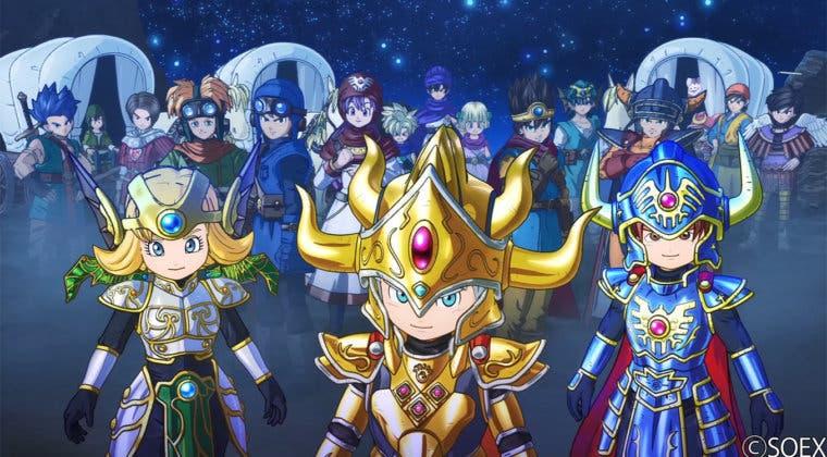 Imagen de Al fin podremos descargar Dragon Quest of the Stars en nuestros móviles