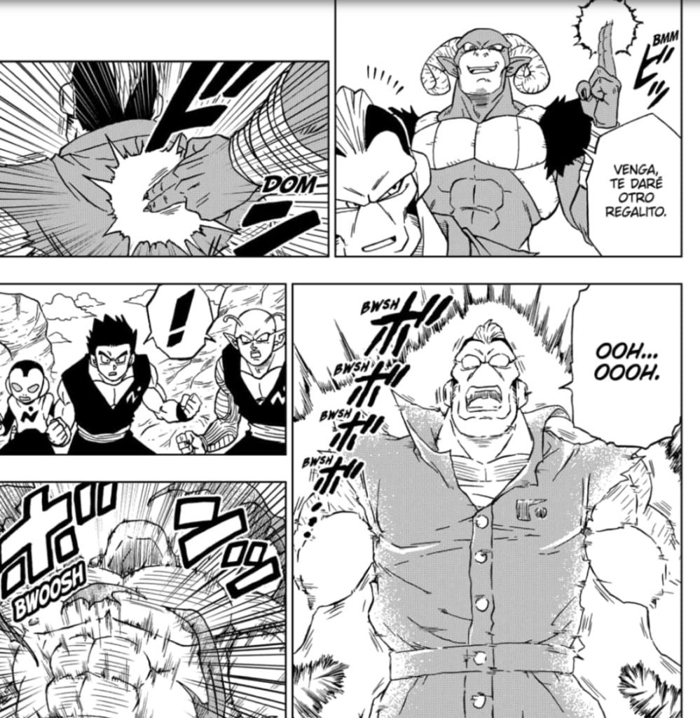 Imagen de Dragon Ball Super: El poder de Moro que puede dar muchos problemas
