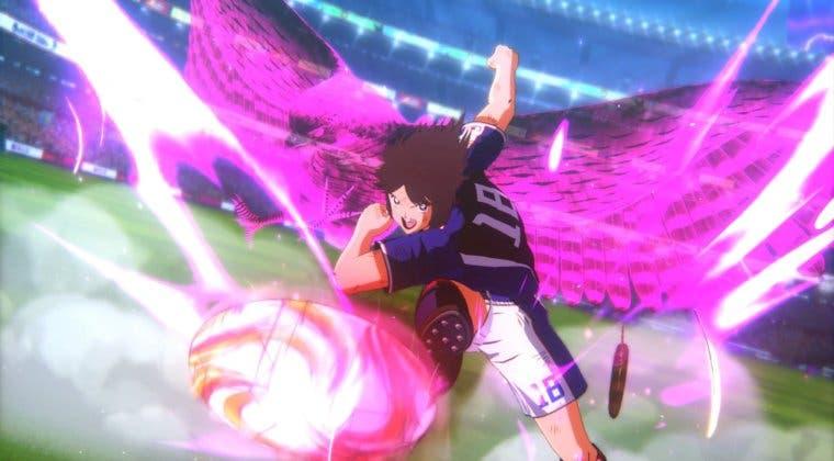 Imagen de El modo historia de Captain Tsubasa: Rise of New Champions tendrá algunas diferencias respecto al anime original