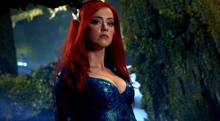 Imagen de Aquaman 2: Los fans piden a una estrella de Juego de Tronos para cambiar a Amber Heard
