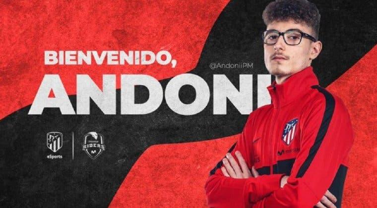Imagen de El Atlético de Madrid se une a los eSports y anuncia su primer fichaje