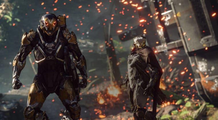 Imagen de EA se reunirá esta semana para decidir el futuro de Anthem, según un reporte