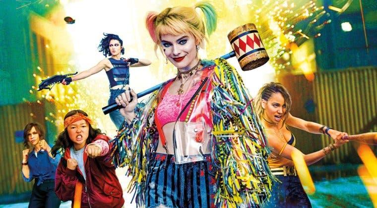 Imagen de Aves de presa: Estos son los personajes de la película de DC