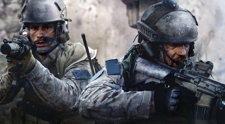 Imagen de Call of Duty: Modern Warfare anticipa su supuesto modo Battle Royale en un teaser tráiler