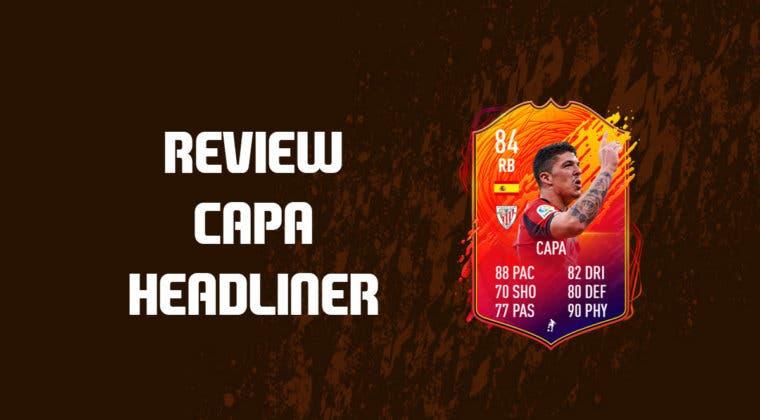Imagen de FIFA 20: review de Capa Headliner