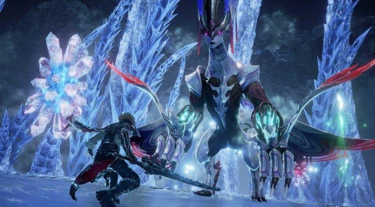 Imagen de Frozen Empress, el inédito DLC de Code Vein, llega hoy con nuevos contenidos