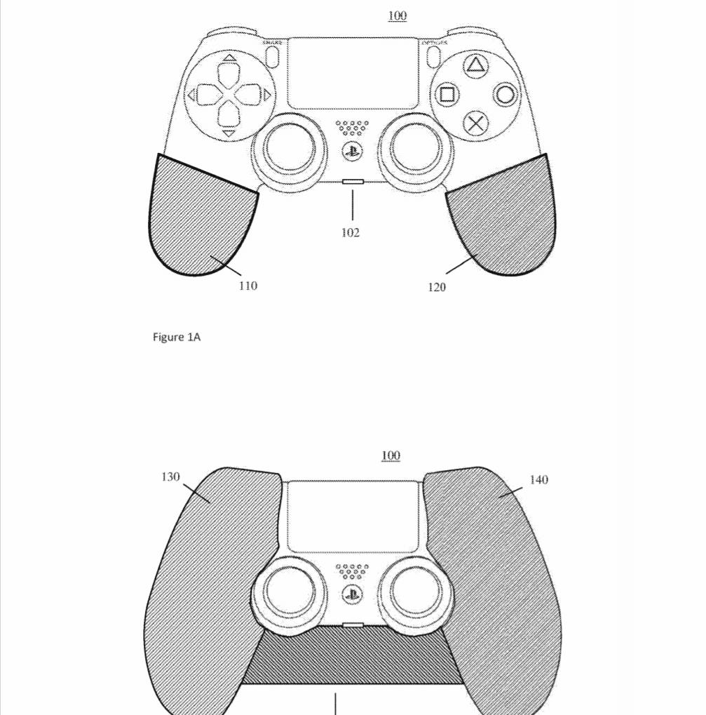 Imagen de Control del sudor y del ritmo cardíaco: así sería el mando de PS5 según una patente