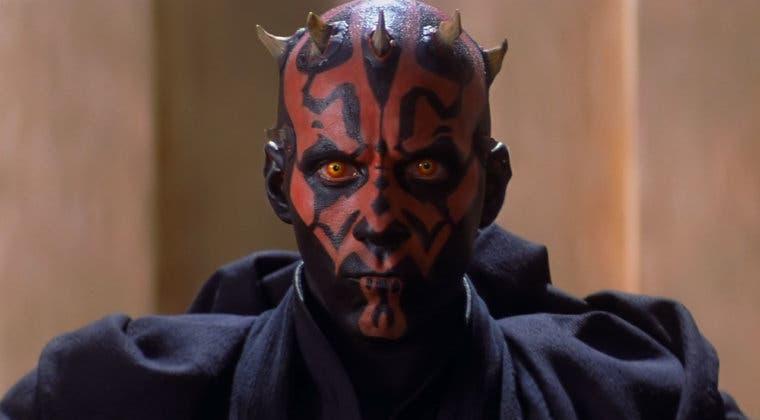 Imagen de Así luciría Darth Maul como uno de los personajes de The Mandalorian