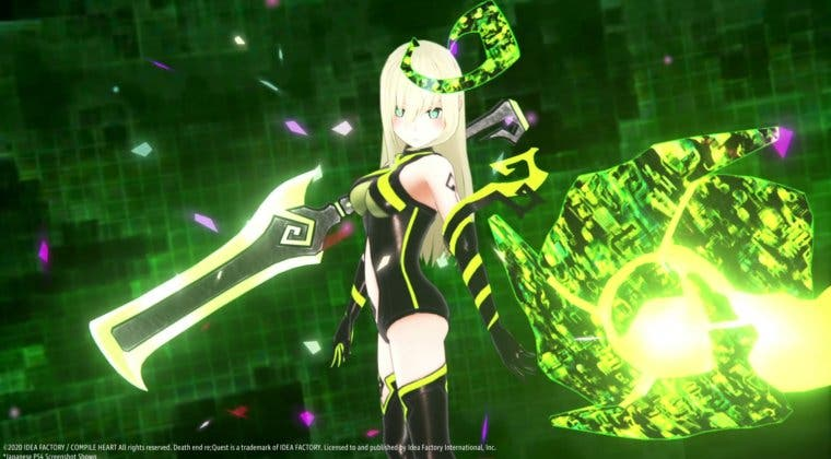 Imagen de Idea Factory International confirma el lanzamiento de Death end re; Quest 2 en Occidente