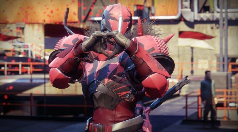 Imagen de Destiny 2 se prepara para una nueva edición de Días Escarlata, su evento de San Valentín