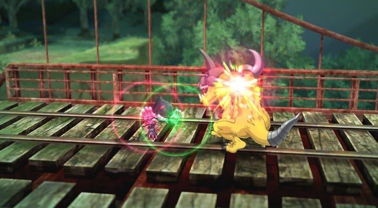 Imagen de Digimon Survive nos muestra nuevas capturas de personajes y criaturas