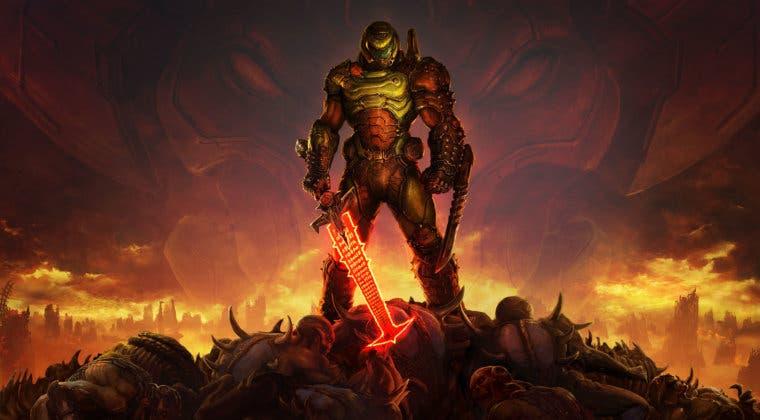 Imagen de Denuvo llega a DOOM Eternal en Steam generando un gran malestar entre los jugadores