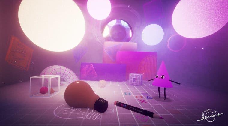 Imagen de Dreams estrena la actualización 2.08 con multitud de personajes, kit de jardín y más ajustes