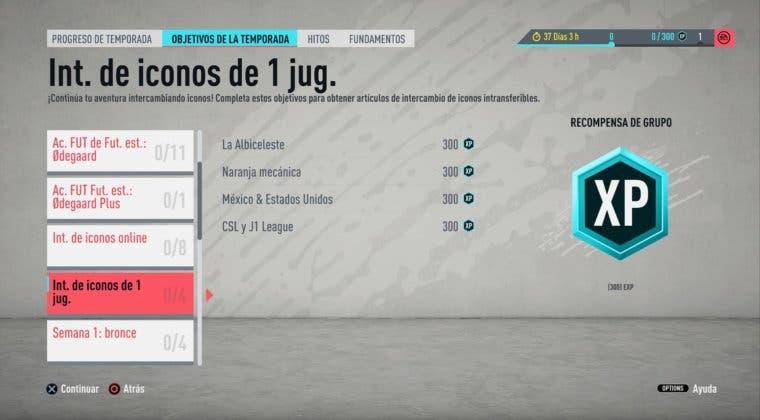 Imagen de FIFA 20: plantillas baratas para conseguir los tokens Icon Swaps offline