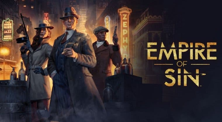 Imagen de Empire of Sin estrena carátula y abre pedidos anticipados en tiendas minoristas