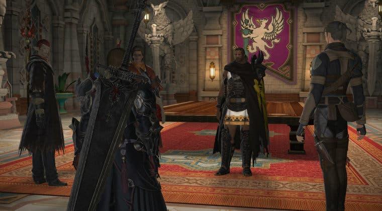 Imagen de La actualización 5.2 de Final Fantasy XIV, Echoes of a Fallen Star, ya está disponible