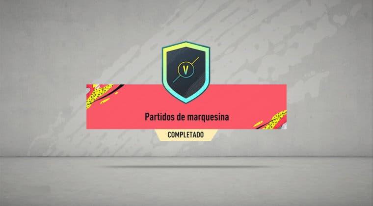 Imagen de FIFA 20: Solución partidos de marquesinas #22
