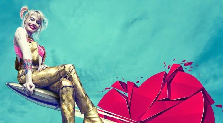Imagen de Fortnite: se filtra la skin de Harley Quinn de la colaboración con Aves de Presa