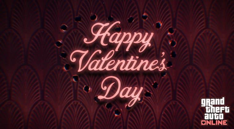 Imagen de Celebra San Valentín en GTA Online con bonificaciones y descuentos