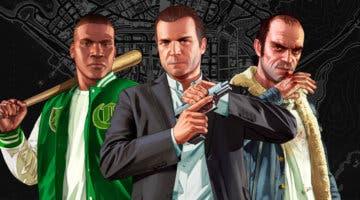 Imagen de Descarga GTA V totalmente gratis a través de la Epic Store