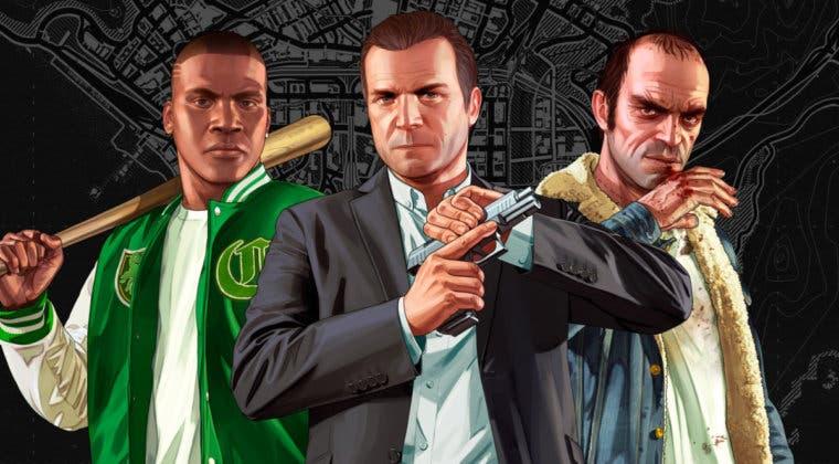 Imagen de Grand Theft Auto V consigue un nuevo hito de descargas a través de PlayStation Store