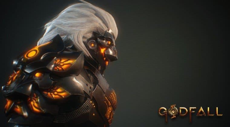 Imagen de Godfall publica un nuevo adelanto de una de sus armas principales