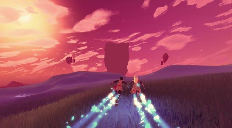 Imagen de Haven, lo nuevo de los creadores de Furi, muestra su opening cinemático