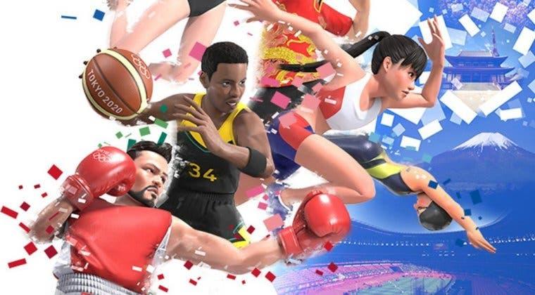 Imagen de El videojuego oficial de los Juegos Olímpicos de Tokio 2020 anuncia nuevo contenido
