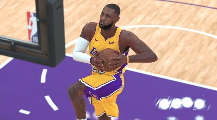 Imagen de NBA 2K Mobile recibe una nueva actualización para celebrar el All-Star Game