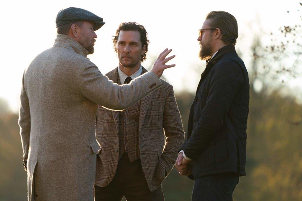"""Fotograma de """"The Gentlemen"""""""