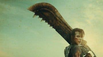 Imagen de Milla Jovovich se luce en los primeros pósteres de la película de Monster Hunter