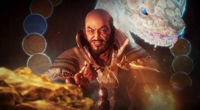 Imagen de Nioh 2 muestra un nuevo jefe final, escenario y más en su último y extenso gameplay