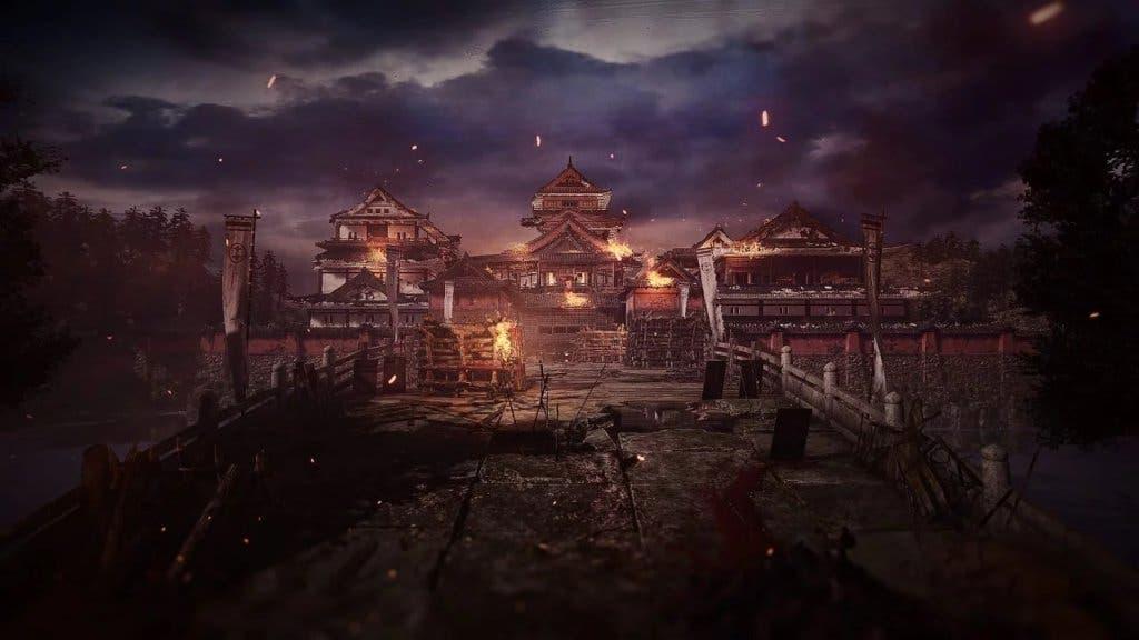 Imagen de Nioh 2 nos deja con una nueva galería que ofrecen detalles de sus personajes y localizaciones