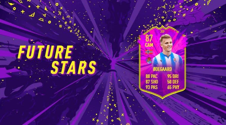 Imagen de FIFA 20: Guía para conseguir a Odegaard 87 Future Stars