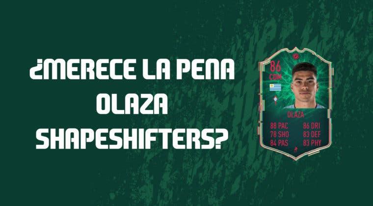 Imagen de FIFA 20: ¿Merece la pena Olaza Shapeshifters? + Solución de su SBC