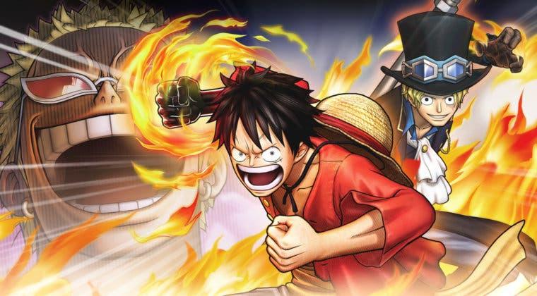 Imagen de Llega el tráiler de lanzamiento de One Piece: Pirate Warriors 4 con todos sus personajes