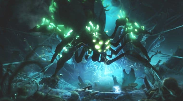 Imagen de Moon Studios detalla la actualización de nueva generación de Ori and the Will of the Wisps