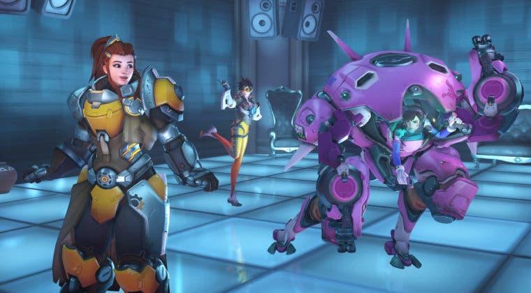 Imagen de Overwatch detalla cómo funcionará su nueva mecánica de baneo de personajes