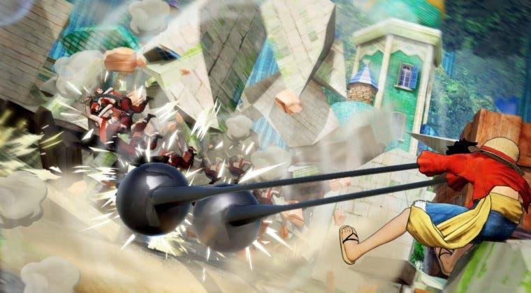 Imagen de One Piece: Pirate Warriors 4 nos deja con nuevo tráiler en el que vemos el arco de Cake Island