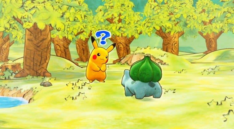Imagen de Pokémon Mundo Misterioso: Equipo de Rescate DX, el juego más exitoso en España en su debut