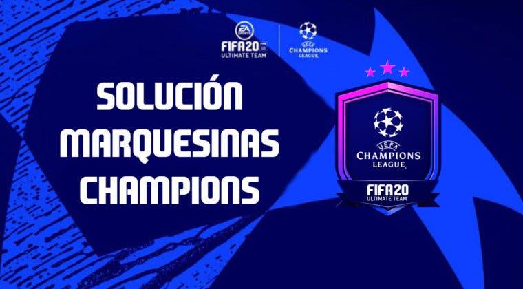 Imagen de FIFA 20: Solución a las marquesinas de la Champions League (25/02/2020)