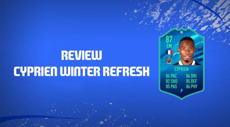 Imagen de FIFA 20: ¿Merece la pena Cyprien Winter Refresh?